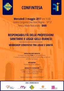 UGSMEDICI convegno confintesa 3-5-2017