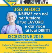 Campagna iscrizioni UGS MEDICI 2018