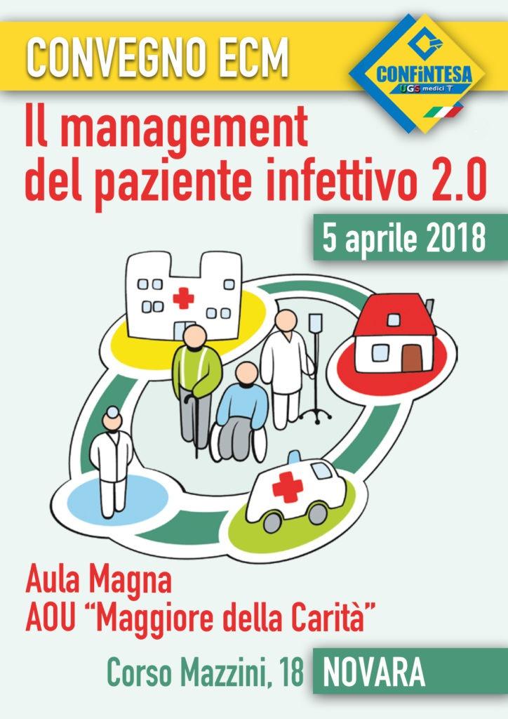 Il MANAGEMENT DEL PAZIENTE INFETTIVO 2.0