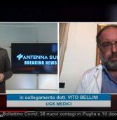Intervista al Segretario Provinciale di Bari e Consigliere Nazionale dottor Vito BELLINI