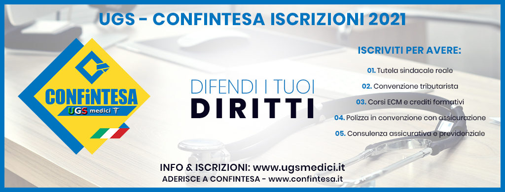 UGS Medici campagna iscrizioni 2021